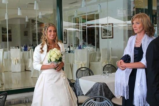Ristorante Belvedere : w la sposa