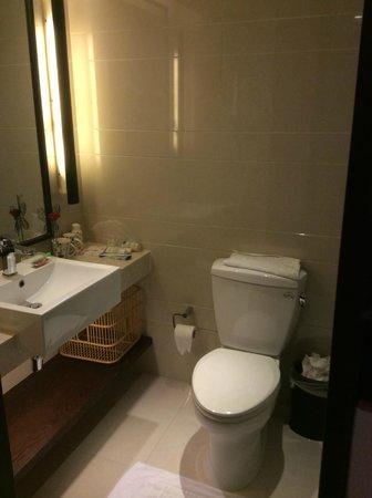 SSAW Boutique Hotel Shanghai Bund : Toilet