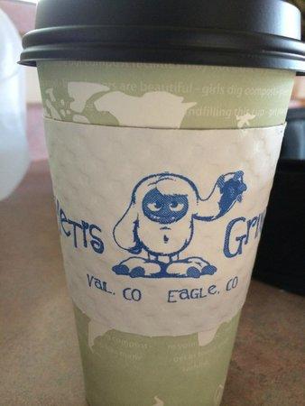 Yeti's Grind: to-go!