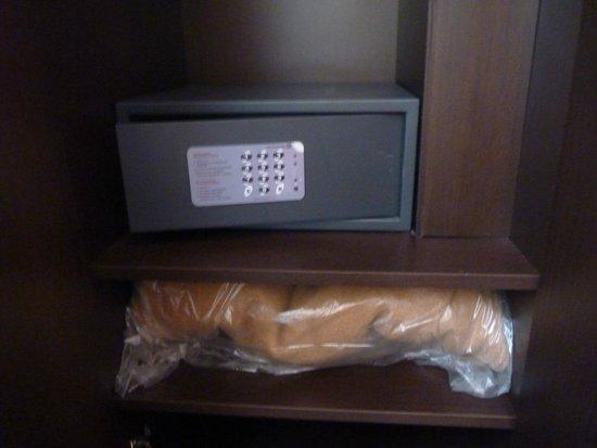 Hotel La Casa de la Trinidad: Safe