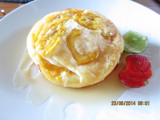 Amori Villas: Banana Pancake