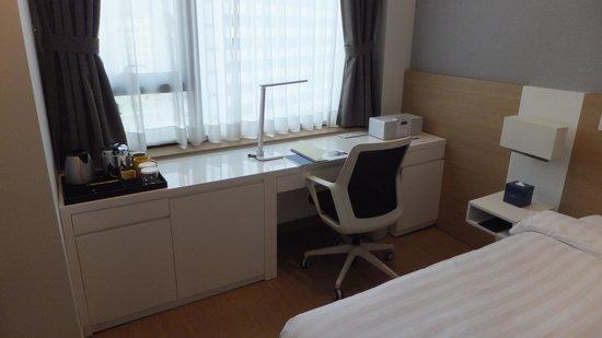 Fraser Place Namdaemun Seoul: Desk