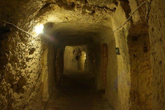 St Paul's Catacombs: katakumby Św Pawła 1