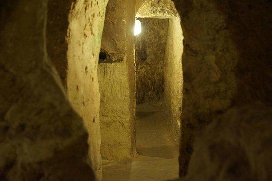 St Paul's Catacombs: katakumby Św Pawła 2