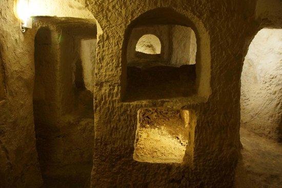 St Paul's Catacombs: katakumby Św Pawła 3