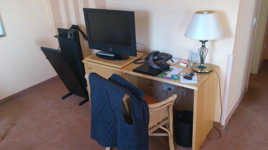 Lindner Hotel & Sporting Club Wiesensee: Zimmer 410