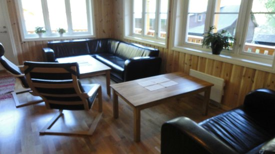 Flam Camping and Youth Hostel: Coin détente