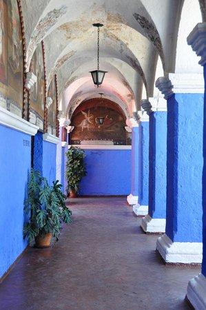 Monasterio de Santa Catalina: Claustro del monasterio