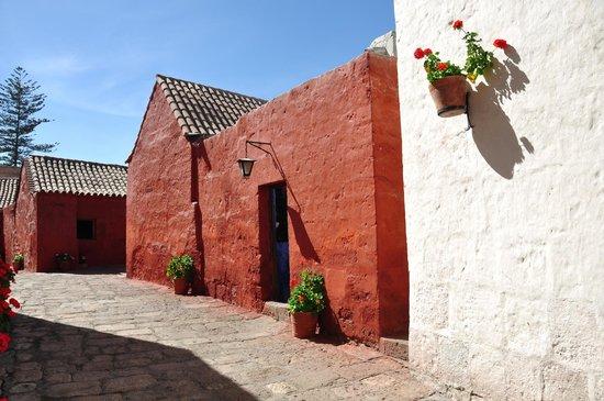 Monasterio de Santa Catalina: Interior del monasterio