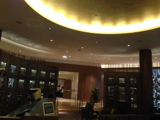 Fairmont Chicago Millennium Park: Lobby