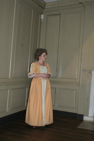 Benjamin Franklin House: Costumed Guide