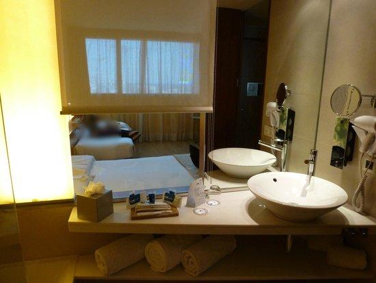 Hotel SB Diagonal Zero Barcelona: Salle de bains