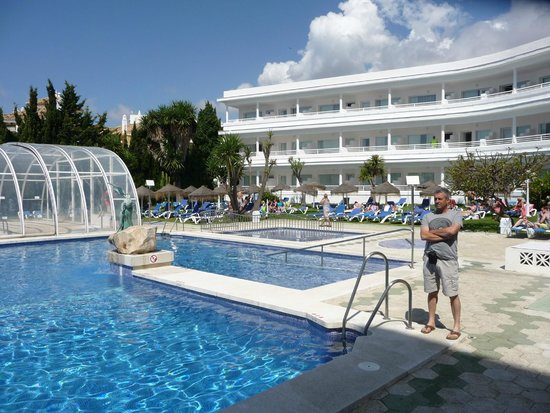 Palia La Roca Hotel-Club: l'espace piscines