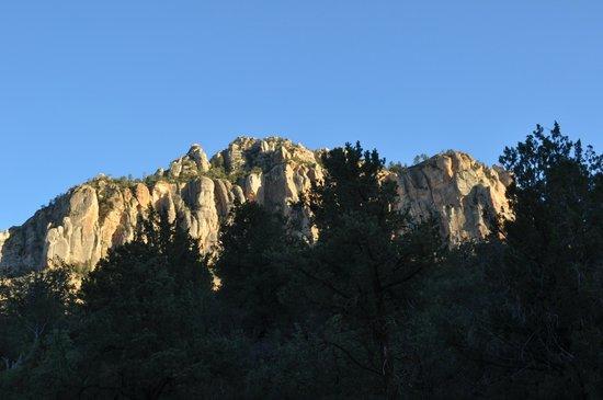 Schnebly Hill Vista : Vista Point View 4