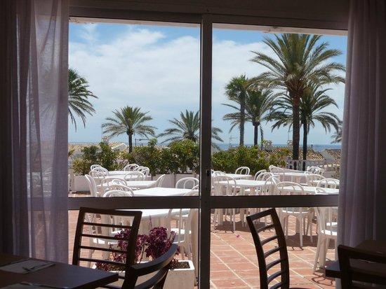 Palia La Roca Hotel-Club: le restaurant