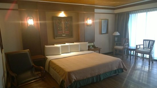 Damai Beach Resort: Standard Balcony Room
