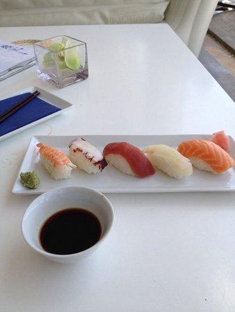 Chi Lounge Mallorca: Sushi;-)))