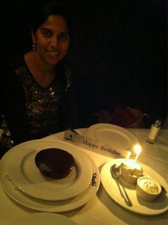 Shula's Steak House - Center Valley: Dessert