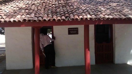 Sabarmati Ashram / Mahatma Gandhi's Home: Vinobaji's home