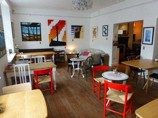 Artist Residence: Sala colazione