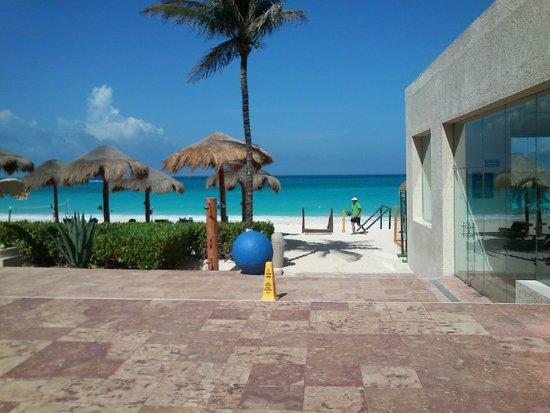 Club Regina Cancun: vista de playa