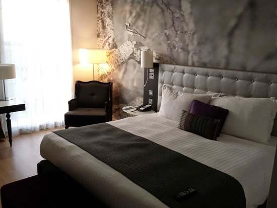 Radisson Blu Hotel, East Midlands Airport: Bedroom shot