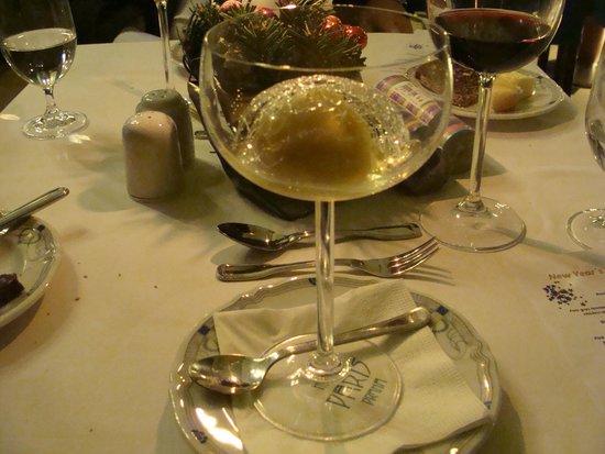 Sarah Bernhardt : десерт