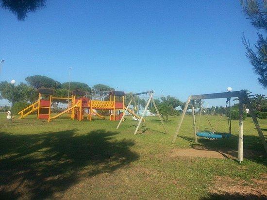 Alimini smile village : parco