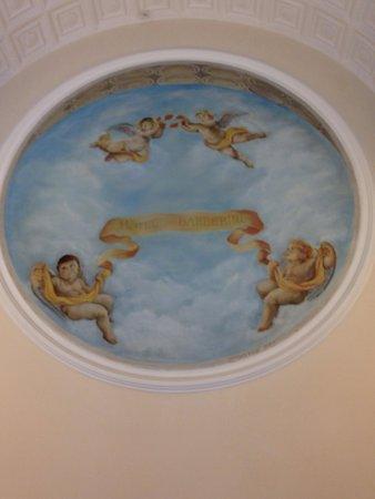 Barberini Hotel: Hotel Barberini - pintura