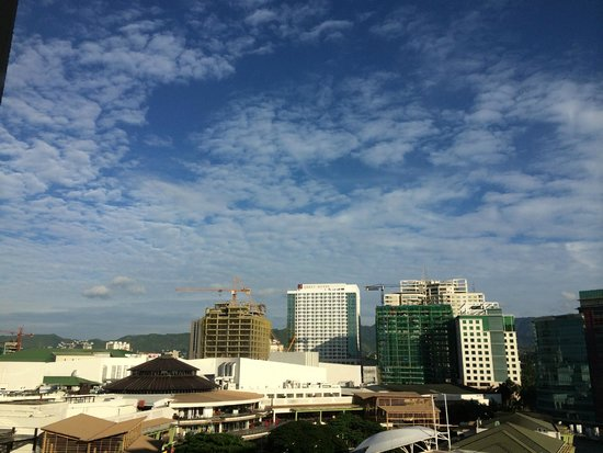 Cebu City Marriott Hotel : view
