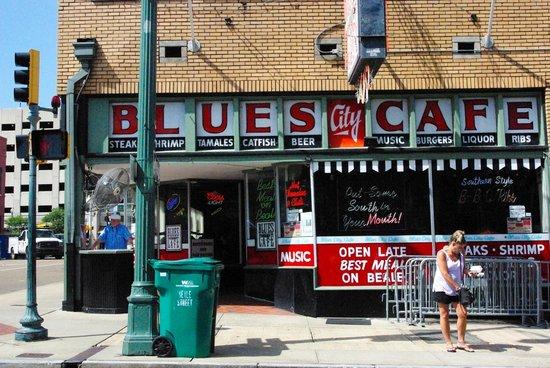 Blues City Cafe: Blue's City Cafe