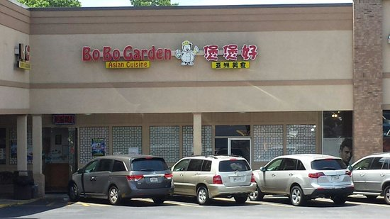 Bo Bo Garden Asian Cuisine
