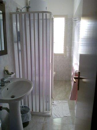 Fondachello Village : bagno 1