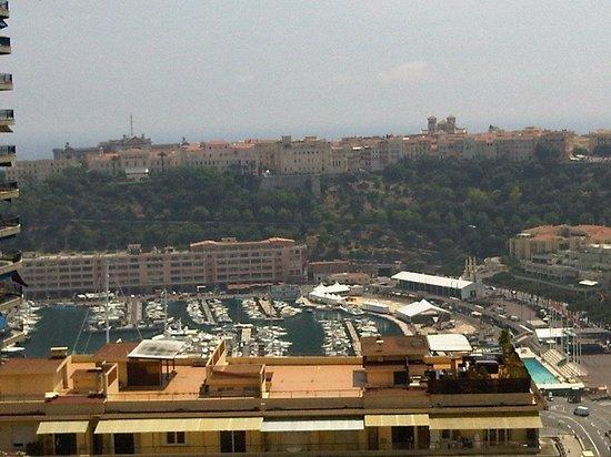 Novotel Monte Carlo : Vue de la chambre