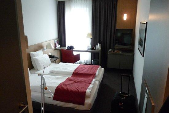 Mercure Hotel Hamburg Mitte: Zimmer 915