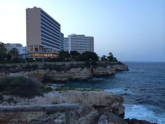 Complejo Calas de Mallorca : L'hôtel
