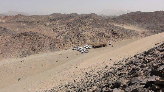 Eastern (Arabian) Desert : Jeeps