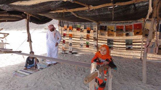 Eastern (Arabian) Desert : Bedouin Village