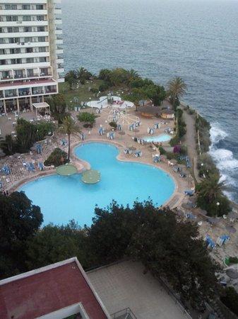 Complejo Calas de Mallorca : La grande piscine