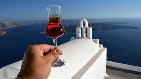 Blue Note: Complimentary Dessert Wine with a View