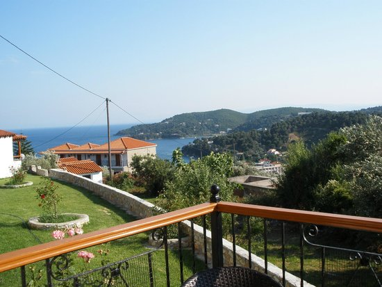 Eleni's Village : View from room 25