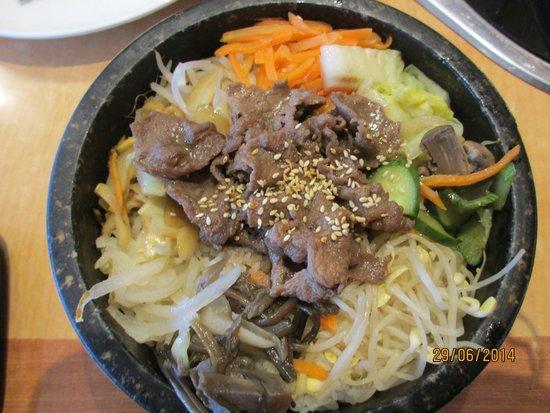 You Me Korean Restaurant: Beef Bulgogi-generous portion! Very Tasty.