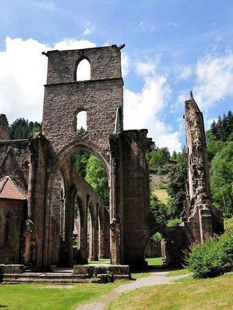 Oppenau, Alemanha: Ruinen