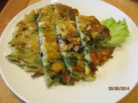 You Me Korean Restaurant: Sea Food Pancake