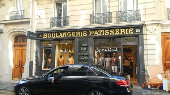 Le Marais: Lojas bacanas onde antes eram Padarias