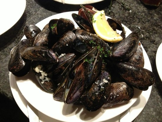 Rodney's Oyster House: Mussels