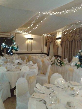 The Original Rosslyn Inn: Wedding breakfast