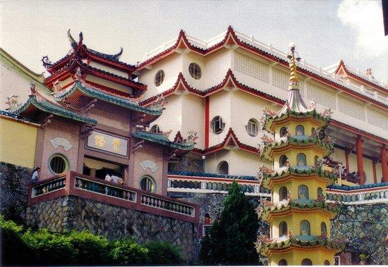 Kek Lok Si Temple: il corpo centrale del tempio
