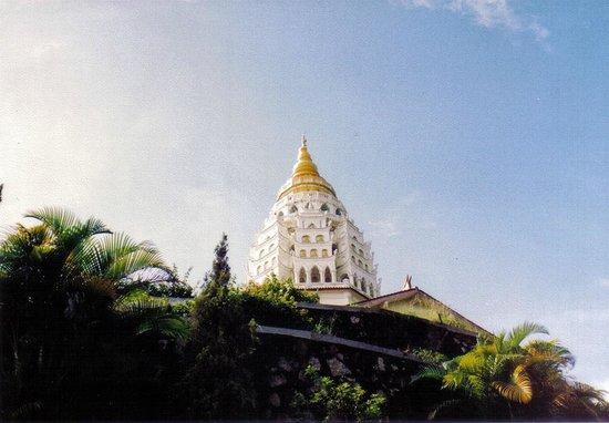 Kek Lok Si Temple: la guglia in stile burma