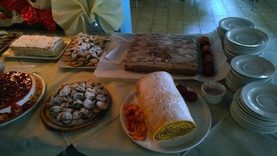 Hotel Nizza : torte3